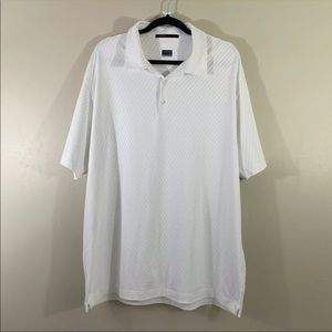 Nike TIGER WOODS Collection Golf Polo Shirt Mens